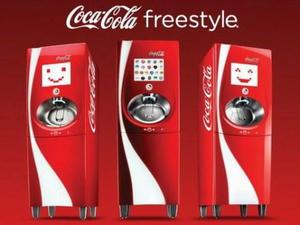 コカコーラ―フリースタイル