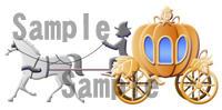 馬車 かぼちゃの馬車 メルヘン