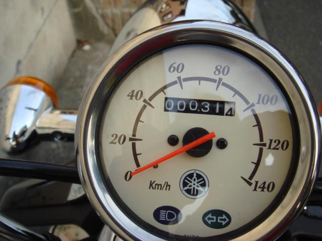 ビーノ125の燃費