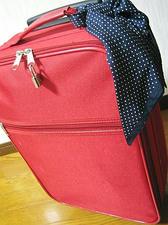 コムサの旅行鞄