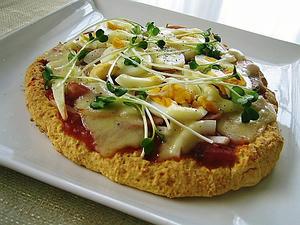 ホットケーキミックスdeピザ