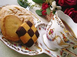 結婚式の引出物のクッキー