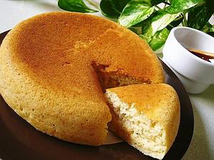 ホットヨーグルトケーキ