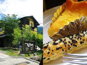 菓子工房五衛門のベイクドチーズケーキ