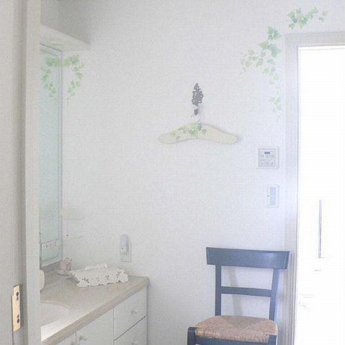 一般家庭用ガラス壁用シール跡が残らない簡単に貼れるかわいいステッカー