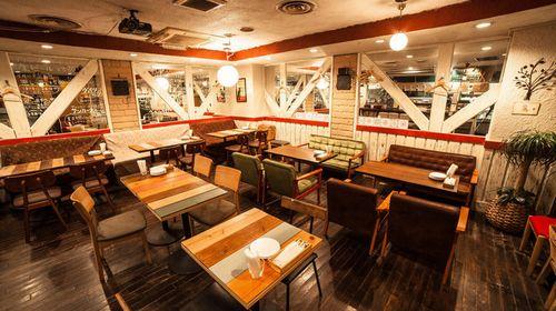 大阪市心斎橋駅徒歩1分四ツ橋駅徒歩3分男性も女性も1人で気軽に入れる洋食屋イタリアン