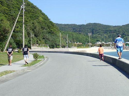真冬沖縄那覇貸切オススメ離島久米島平安座島ダイビング無人島に行ける変わったツアー