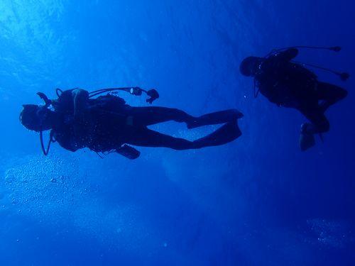 真冬沖縄那覇貸切おすすめ離島久米島平安座島ダイビング無人島に行ける変わったツアー