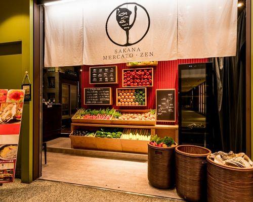 和食洋食両方あり絶品ランチ池袋神谷町駅近くバル海鮮ランチと昼飲み厳選ワインオススメ