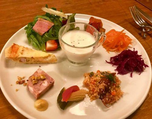 世田谷駒沢大学駅近く家族やカップルとの食事デートにオススメフレンチフランス料理