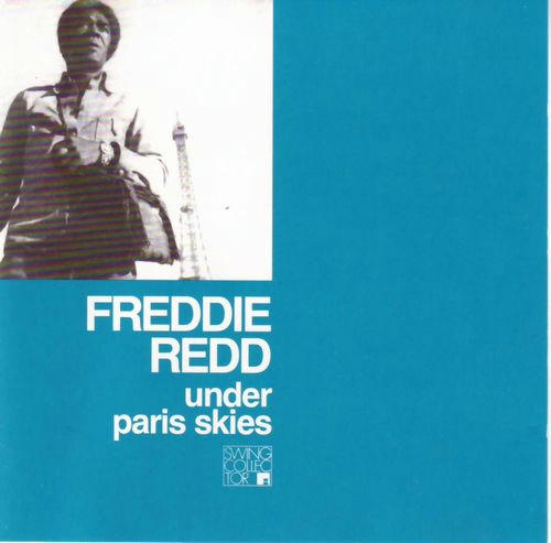 Freddie redd under paris skies futura 寺島レコードインポ