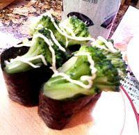 ブロッコリー寿司