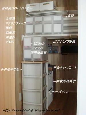 階段下収納の改造