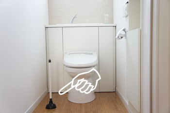 インフルエンザ&恐怖のトイレ事件