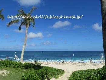 ホテルムーンビーチで過ごした沖縄旅行
