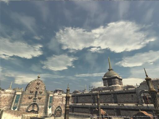 アトルガンの空
