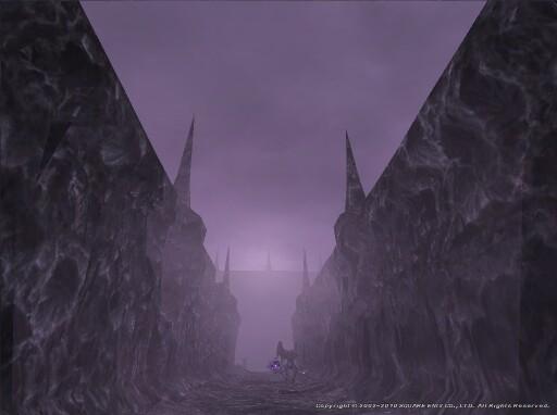 廃城の回廊