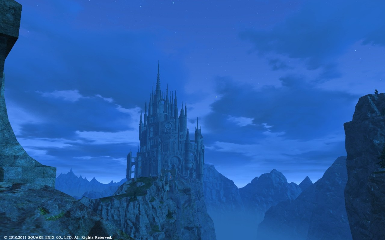 入れずの城