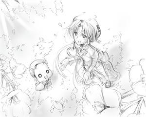 桜~吹雪の~
