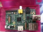 Raspberry Pi本体