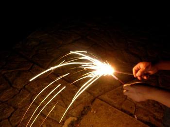 一般的な花火