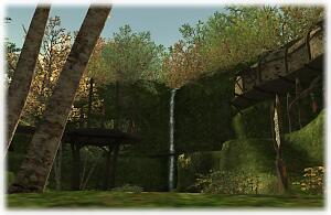 白糸の滝・・・?('-')