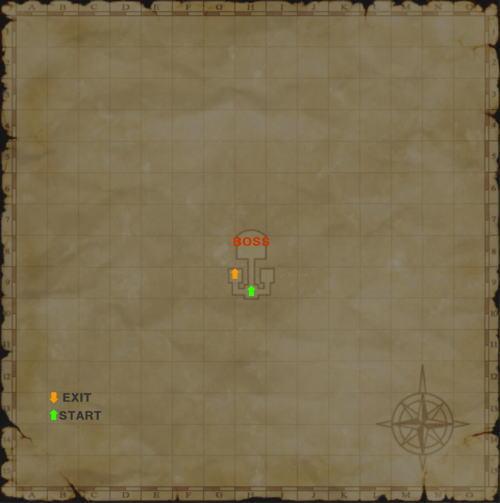 バフラウ遺構5層目書込map