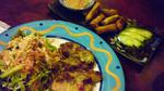 写真:アンコールトムの料理