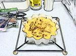 加工した「ケーキ写真」