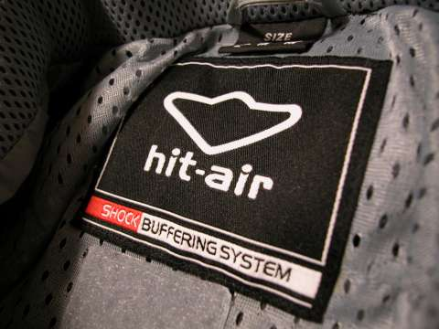hit-air Mesh Jacket