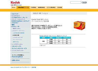 kodak web site