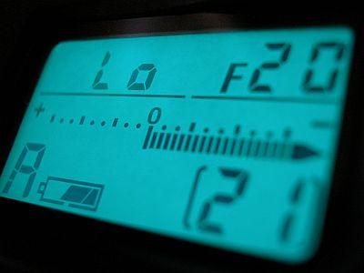 F6バッテリーインジケーター
