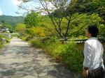 松平卿の道
