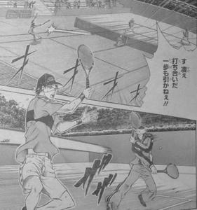 大曲vs真田&阿久津