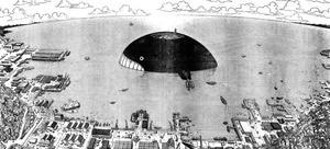カキン ホイコーロ 巨大輸送船B・W1号