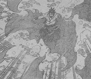 NARUTO 681 『カグヤの涙』