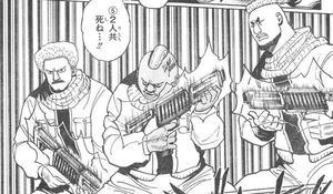 """HUNTER×HUNTER  No.347 〜ぶっちゃけチート!!天才すぎる!!ジンの""""才能""""!!〜 「就任」"""