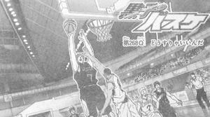 黒子のバスケ 第268Q  〜赤司の真価!!〜 「どうすりゃいいんだ」
