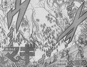 MAGI-マギ- 第247夜「帝都決戦」