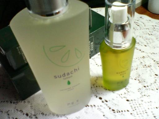 sudachiシリーズ 阿波ノ美 スキンケア