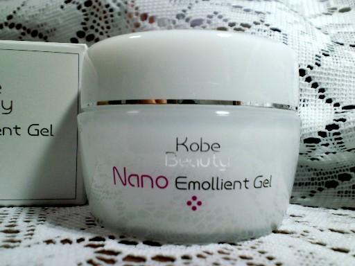 Kobe Beauty ナノ エモリエント ジェル KIREI_CA3C0714.JPG