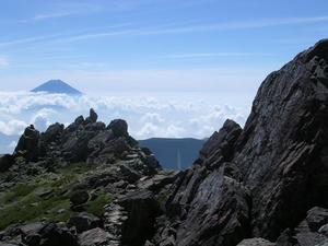 南ア・富士山3
