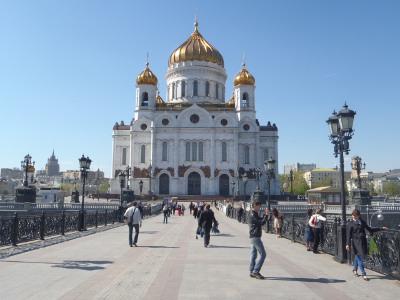 救世主キリスト聖堂(モスクワ・ロシア)