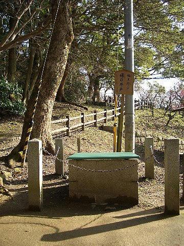 楠木正行公縁の井戸