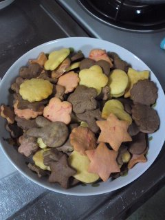 クッキーいっぱい