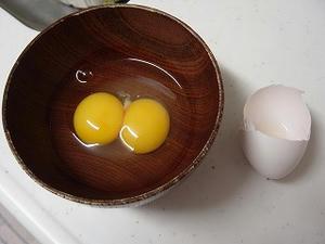 双子卵・二黄卵