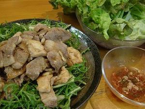 焼肉野菜巻き