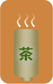 Word お茶01