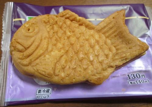 中身(鯛焼き)