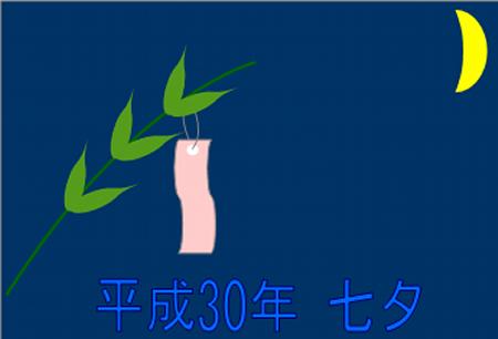 七夕2018
